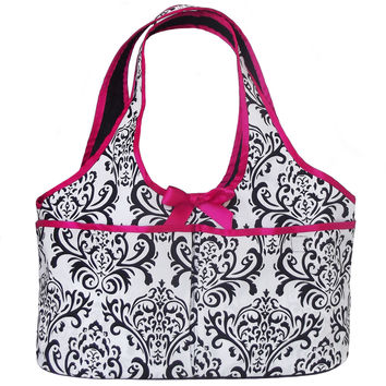 AnnLoren Damask Print Doll Carrier Tote for 18-inch Dolls | Overstock.com Shopping - The Best Deals on Furniture & Accessories