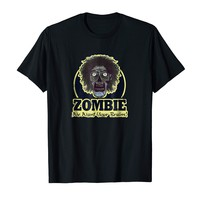 ZOMBIE We Want Your Brains 2 Horror Zombie Lovers Tee Shirt