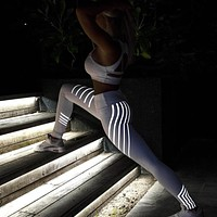 Ilumni Reflective Fitness Leggings