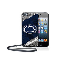 Penn State Nittany Lions iPod Touch 5G Case officially licensed by Pennsylvania State University for the Apple iPod Touch 5G by keyscaper® Flexible Full Coverage Low Profile