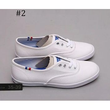 Keds spring classic canvas shoes small white shoes casual shoes F-A0-HXYDXPF #2