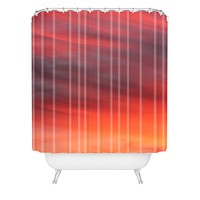 Shannon Clark Evening Shower Curtain