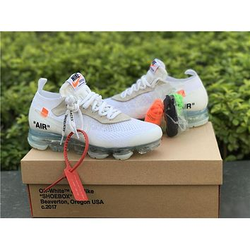 Original Nike Air Vapormax Off White 2018