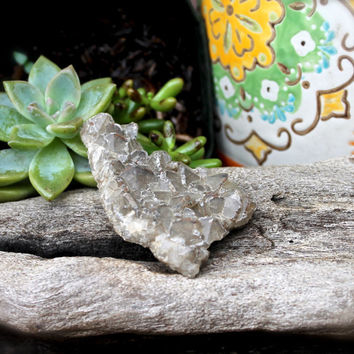 Calcite Specimen from Sweden // Unusual Crystal Healing Stone // Wiccan Altar Supplies // Raw Calcite Stone // Rough Calcite // Gypsy Gems
