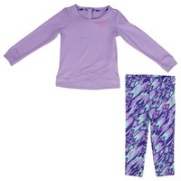 Nike Sport Essentials Tunic With Leggings Set - Girls' Infant at Kids Foot Locker