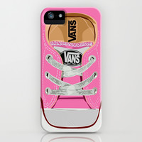 Cute pink Vans all star baby shoes apple iPhone 4 4s, 5 5s 5c, iPod & samsung galaxy s4 case