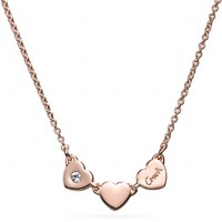 SEARCH RESULTS:HEART STATION NECKLACE