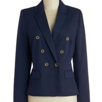 Cloud Nine to Five Blazer