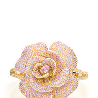 blooming marvelous rose cuff