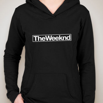 "The Weeknd ""The Weeknd"" Box Logo Unisex Adult Hoodie Sweatshirt"