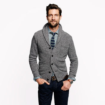 Donegal shawl cardigan - sweaters - Men's New Arrivals - J.Crew