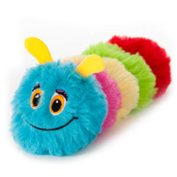 "Toys ""R"" Us® Pets Caterpillar Squeaker Dog Toy"