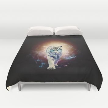 Impale Duvet Cover by Seamless