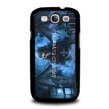 avenged sevenfold samsung galaxy s3 case cover  number 1