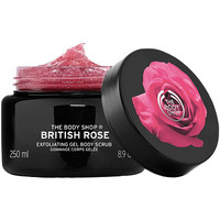 British Rose Exfoliating Gel Body Scrub | Ulta Beauty