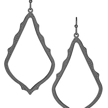 Kendra Scott: Sophee Earrings in Gunmetal
