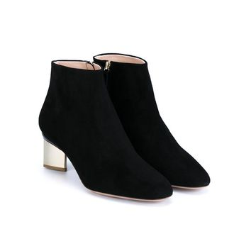 NICHOLAS KIRKWOOD   Prism Heel Ankle Boots   brownsfashion.com   The Finest Edit of Luxury Fashion   Clothes, Shoes, Bags and Accessories for Men & Women