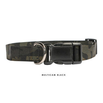 MultiCam Dog Collar & Leash Packages