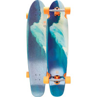 Globe New Atlantique Skateboard Fluorescent Orange One Size For Men 21537820001
