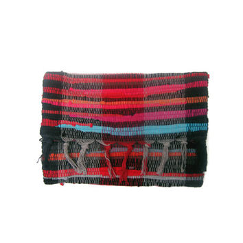 Urbane Boho Kilim Laptop Sleeve - Boho Clutch Bag Purse
