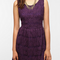 Urban Outfitters - Thistlepearl Chunky Lace Tank Dress