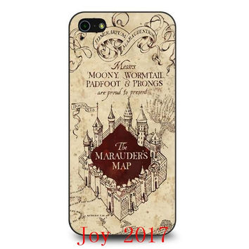 Harry Potter Inspired The Marauders Map Phone Case For Samsung Galaxy S4 S5 Mini S6 S7 Edge A3 A5 A7 J1 J2 J3 J5 J7 2015 2016