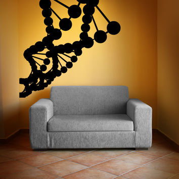 Vinyl Wall Decal Sticker DNA #1216