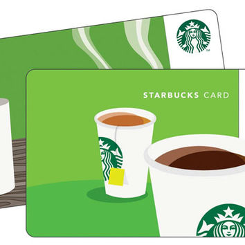 FREE $20.00 Starbucks Gift Card! (Black Friday Promo Only)