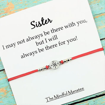 """Compass Bracelet 