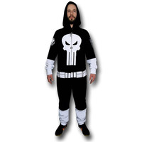 The Punisher - Fully Loaded One Costume Jumpsuit
