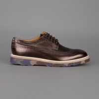 Paul Smith Metallic Brogue - Tassinari - Farfetch.com
