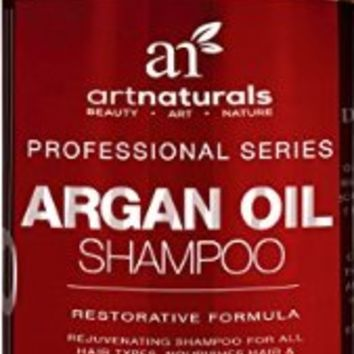 Art Naturals Daily Organic Argan Oil Shampoo - 16 oz