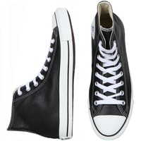 CTAS LEATHER HI BLACK