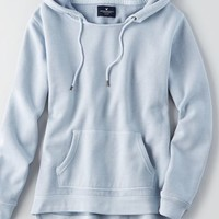 AEO Women's Heritage Fleece (Light Blue)