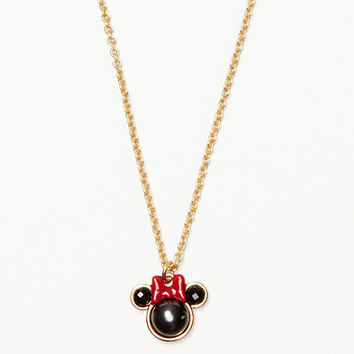 kate spade new york for minnie mouse mini pendant