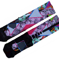 What The KD Custom Nike Elite Socks