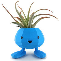 Pokemon Planter / Oddish Planter / Pokemon Go / Pokemon Go Planter / Cute Planter / Desktop Planter / Geek Gifts / Gamer Gifts / Cute Gifts
