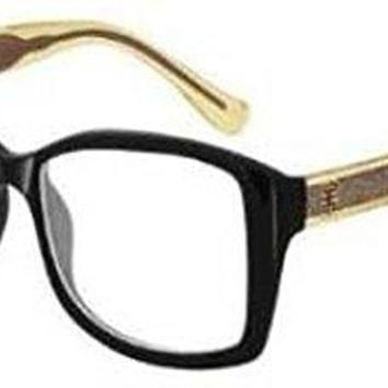 Givenchy Glasses Women VGV744 0700 Black Full Frame