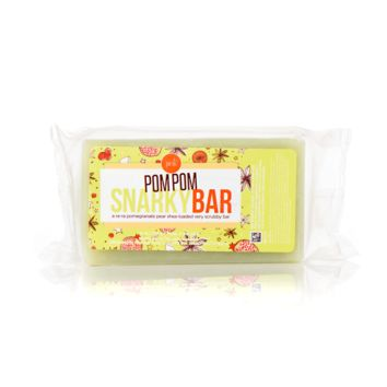 Perfectly Posh Exfoliating Snarky Bar Pomegranate and Pear