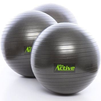Go Active Lifestyles Stability Exercise Ball