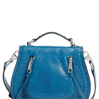 Rebecca Minkoff Small Vanity Leather Saddle Bag | Nordstrom