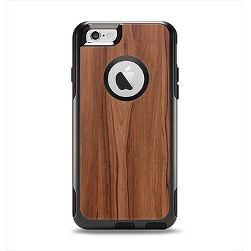 The Smooth-Grained Wooden Plank Apple iPhone 6 Otterbox Commuter Case Skin Set