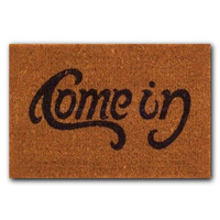 Welcome Doormat Funny Indoor Outdoor Use