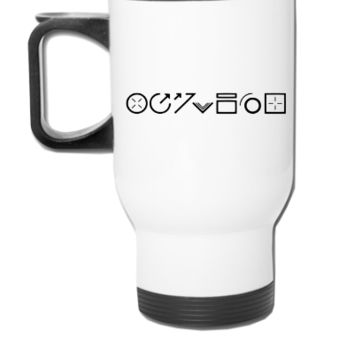 Fortune - Travel Mug