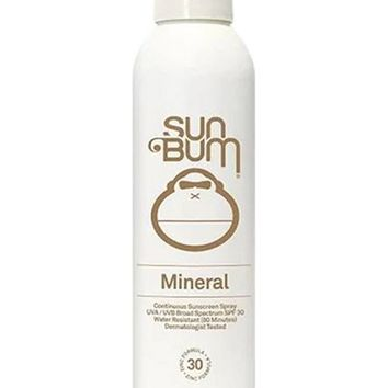 Sun Bum Mineral Continuous Sunscreen Spray SPF 30 & Reviews - Skin Care - Beauty - Macy's