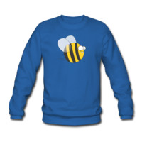 Sweat-shirt Cool & Crazy Funny Bee / Bumble Bee (Sweet & Cute) | Spreadshirt