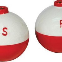 Salt & Pepper Shaker Set - Bobber