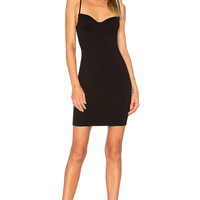 by the way. Amaris Mini Dress in Black | REVOLVE