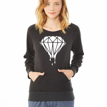 diamond ladies sweatshirt