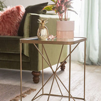 Lucas End Table | Urban Outfitters